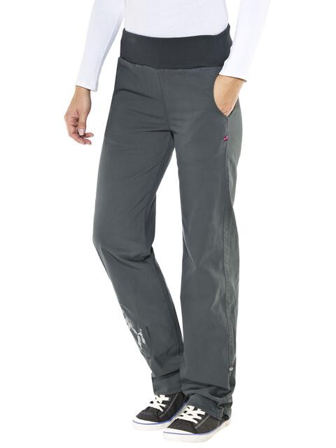 E9 Gianna Story - Pantalon long Femme - gris